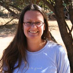 Jackie was a financial advisor in Botswana